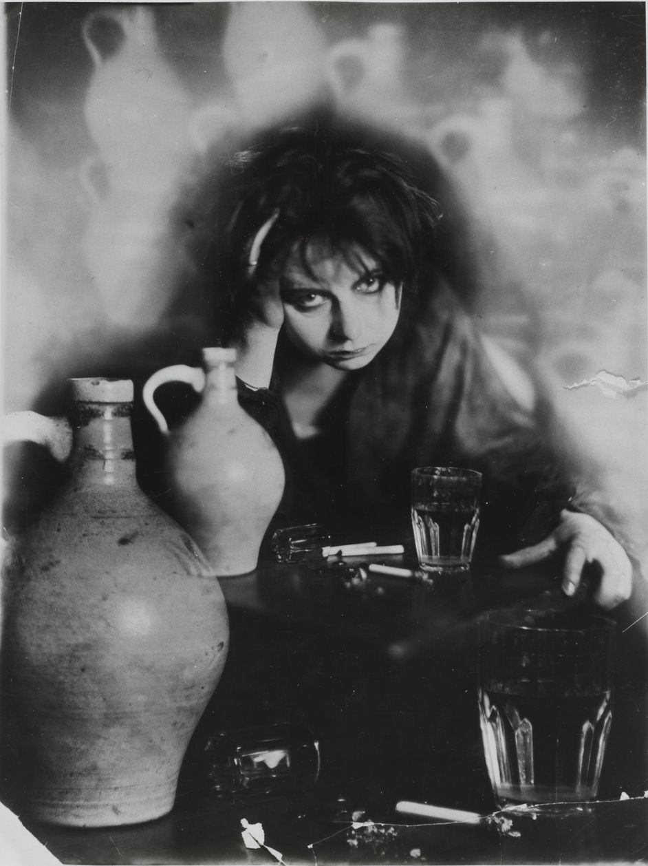 Black and White Photography of the German Photographer Marta Astfalck-Vietz around 1927