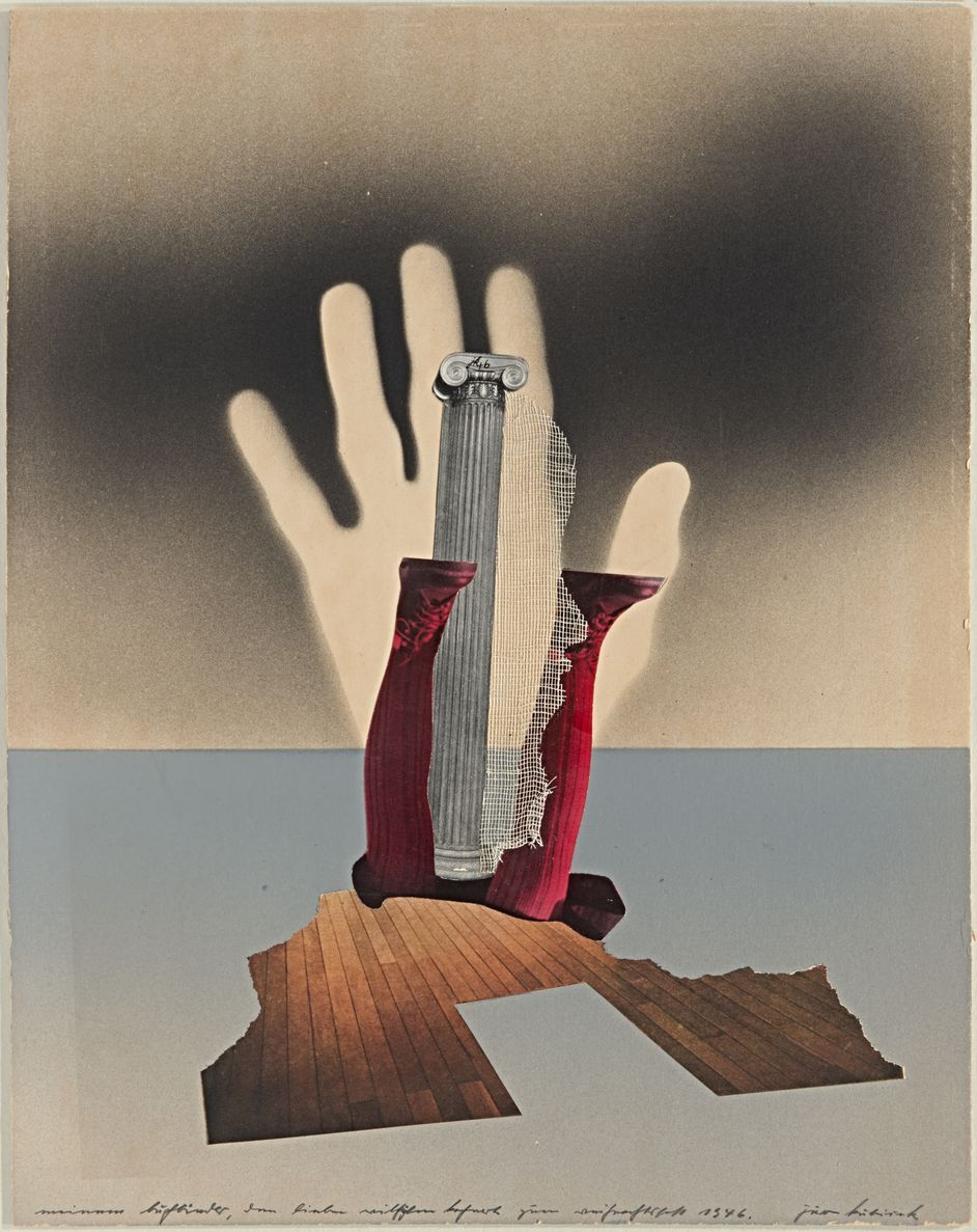 Juro Kubicek, The Monument of the Artist, 1946